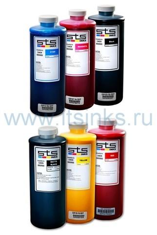 Комплект пигментных чернил STS для Canon iPF8400SE 6*1000 мл