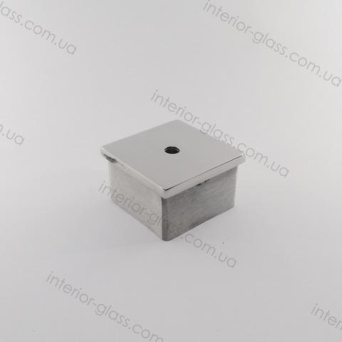 Заглушка для стойки 50*50 мм ST-420