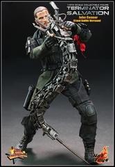 Terminator 4 Salvation - John Connor Final Battle