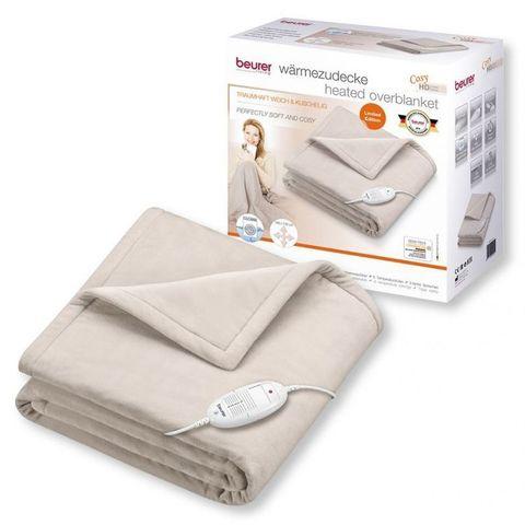 Электрическое одеяло Beurer (B-HD75) Cozy 100Вт