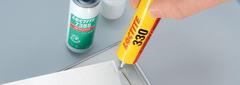 LOCTITE AA 330/7386 Конструкционный клей с активатором