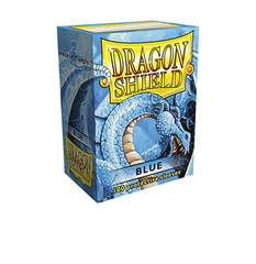 Dragon Shield - Протекторы синие 100 штук