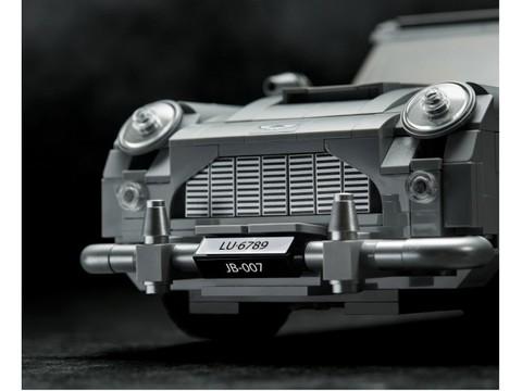 LEGO Creator: Aston Martin DB5 Джеймса Бонда 10262 — James Bond Aston Martin DB5 — Лего Креатор Создатель