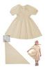 Катюша платьице с платочком