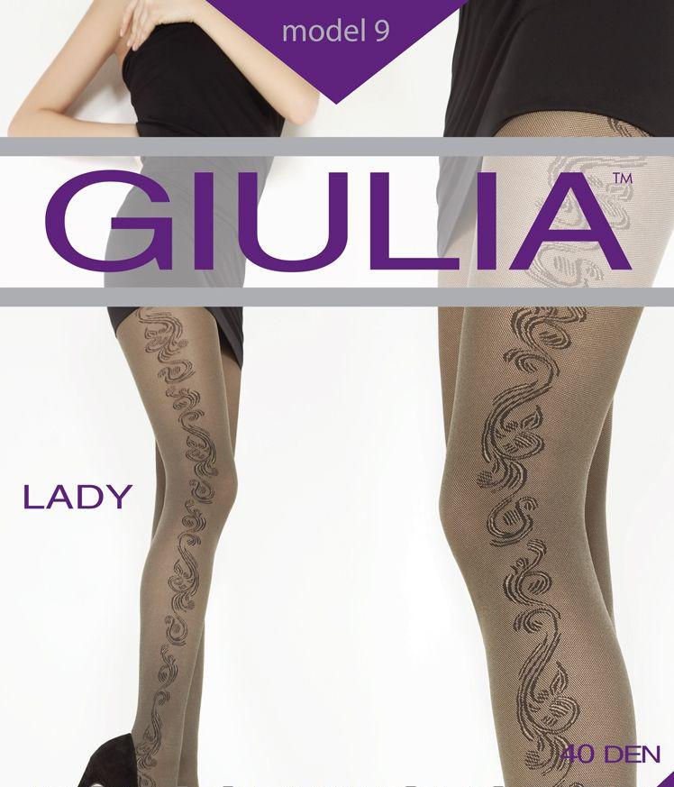 Колготки Giulia Lady 9