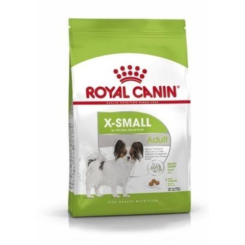 Royal Canin X-Small Adult (1,5 кг)для собак миниатюрных пород