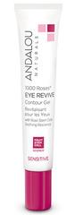 """Восстанавливающий контурный гель для кожи вокруг глаз """"1000 роз"""", Andalou Naturals"""