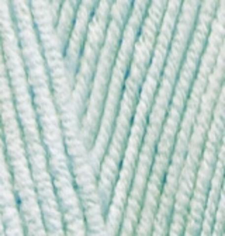Пряжа Lanacoton Alize 522 Мята, фото