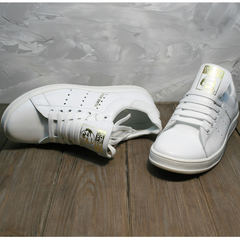 Кроссовки белые женские Adidas Stan Smith White-R A14w15wg