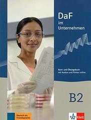 DaF im Unternehmen B2 Kurs- und  Uebungsb.+Audi...