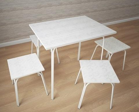 Стол обеденный Ст42 пластик