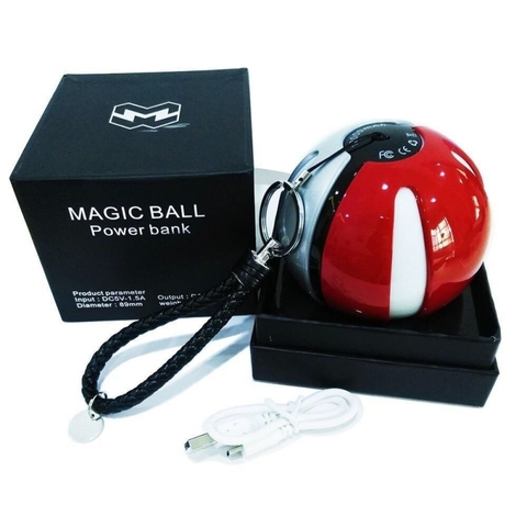 POWER BANK POKEBALL LIGHT 10000 MAH