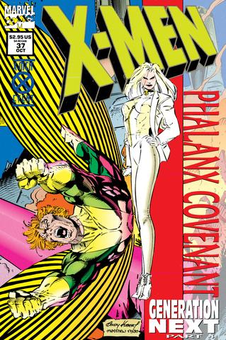 X-Men #37 (1991)