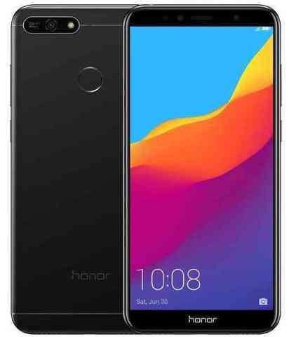 Смартфон Honor 7A Pro 2Gb/16Gb (Black/Черный)