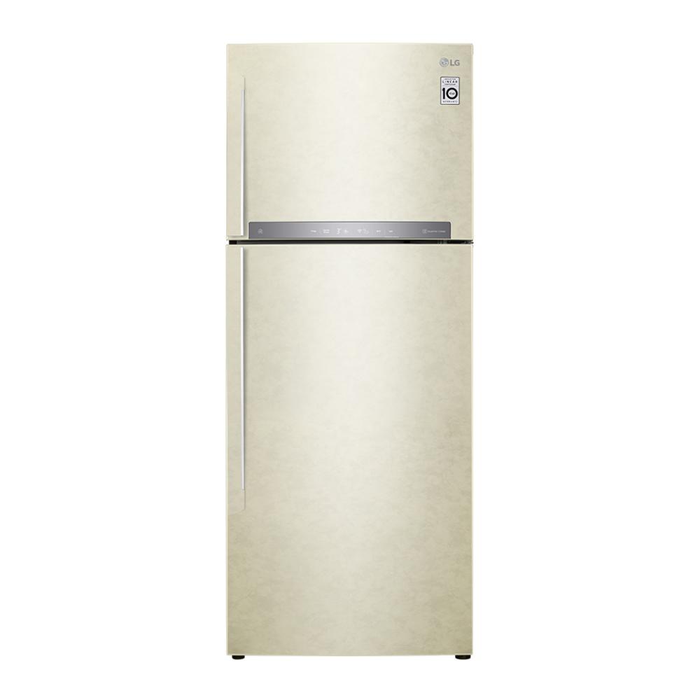 Холодильник LG с технологией DoorCooling+ GC-H502HEHZ фото