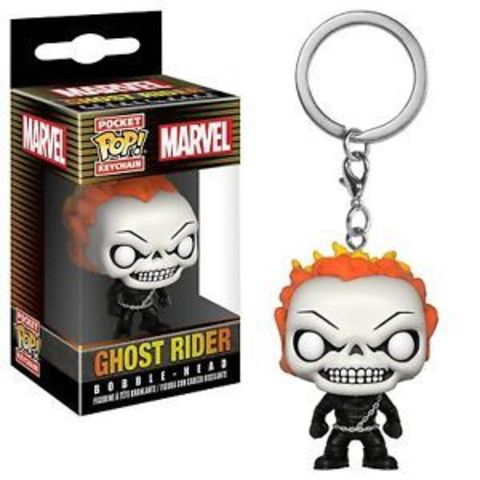 Брелок Funko Pocket POP! Keychain: Agents of Shield: Ghostrider 13916-PDQ