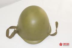 Шлем стальной СШ40 (каска) времен ВОВ