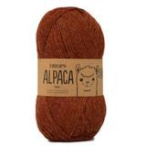 Пряжа Drops Alpaca 9025 лесной орех