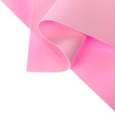 Фоамиран зефирный 1мм, цвет бледно-розовый №142, размер 60х70. Цена за 1уп (10 листов).