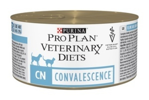 Veterinary Diets CN - для кошек и собак при реабилитации, анорексии 195г