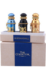 ALEXANDRE.J Набор The Collector 3 шт. по 30 мл.