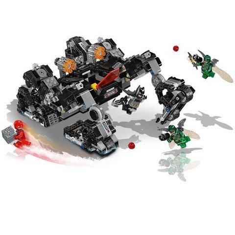 LEGO Super Heroes: Сражение в туннеле 76086 — Knightcrawler Tunnel Attack — Лего Супергероии Лига справедливости