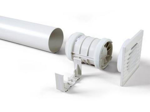 Канальный вентилятор Marley MP-100E (Premium P10)