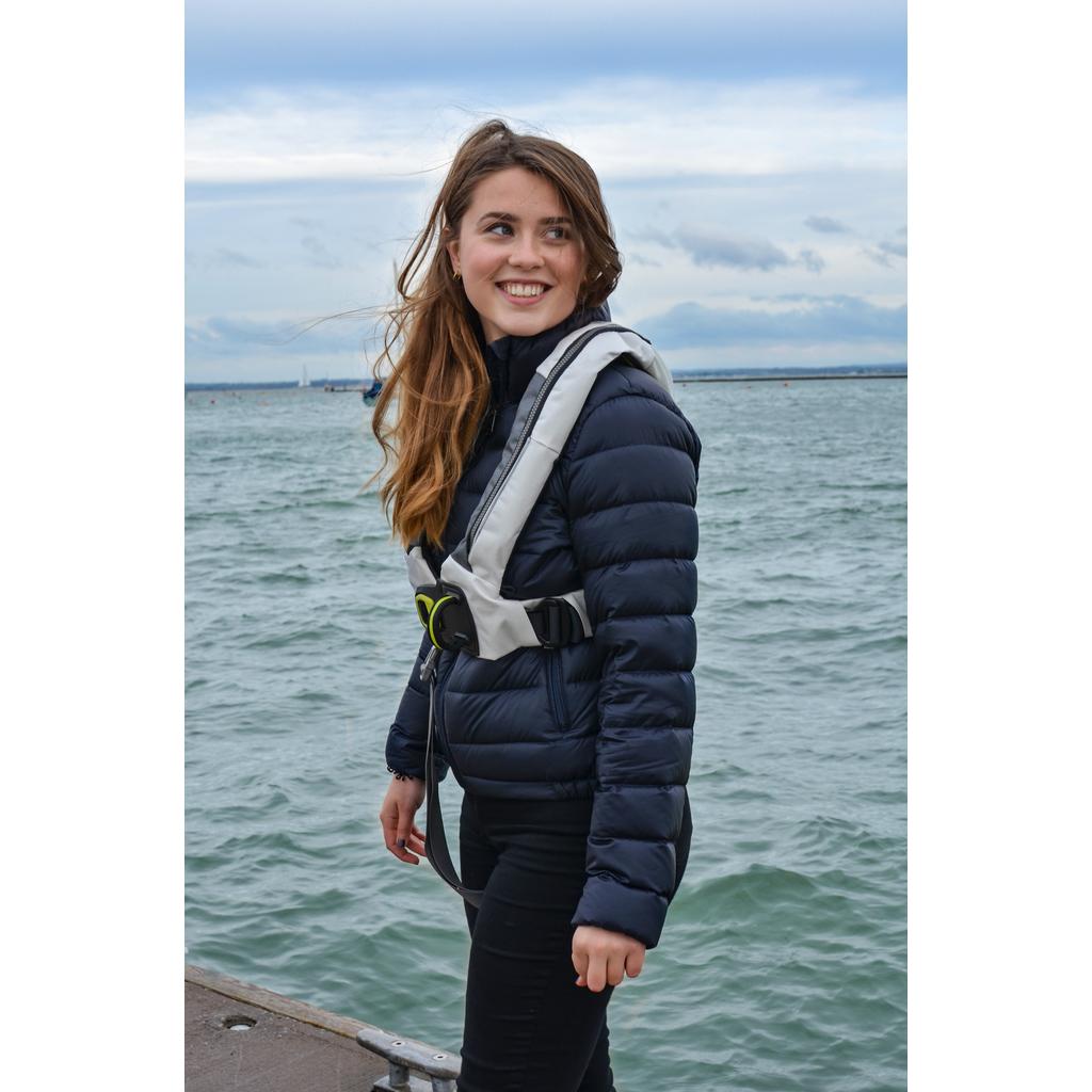 Deckvest 6D offshore lifejacket with harness