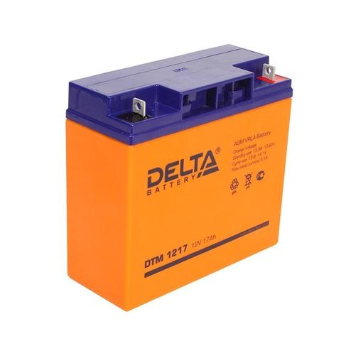 Аккумулятор Delta DTM1217 (12В 17А/ч)
