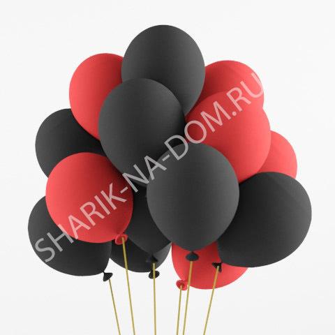 Облако из шаров Облако черно-красных шаров Облоко_из_красных_и_чёрных_шаров.jpg