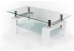 Журнальный столик CT-52 белый лак
