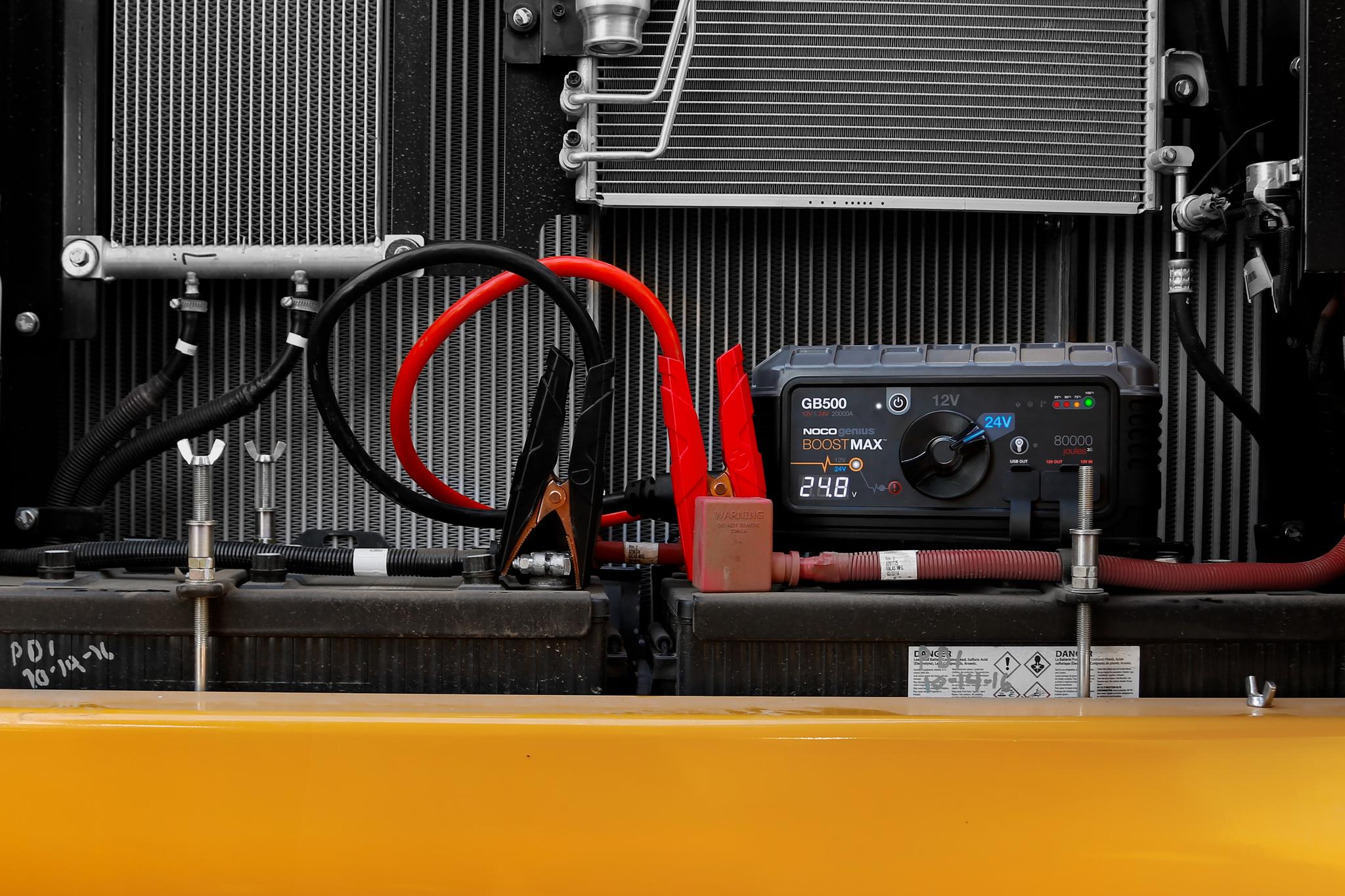 Пусковое устройство Noco GB500 Boost Max
