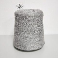 New Mill, Lux silver, Кашемир 98%, Люрекс 2%, 1610 м в 100 г