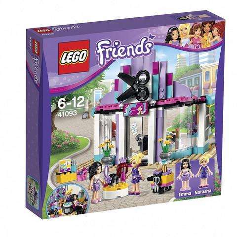 LEGO Friends: Парикмахерская 41093 — Heartlake Hair Salon — Лего Друзья Продружки Френдз