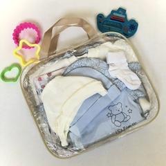 Набор одежды в роддом для недоношенных и маловесных, мальчик, вид 1