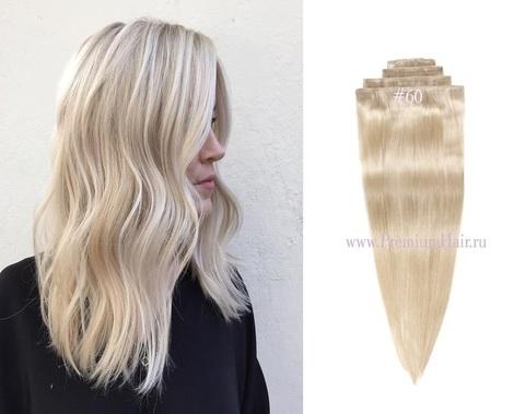60-платиновый блонд