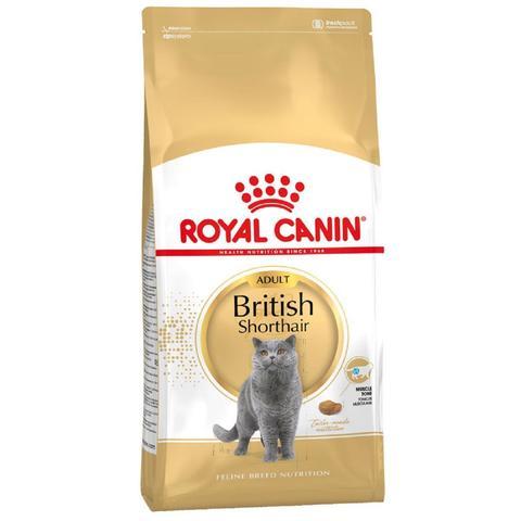 Royal Canin British Shorthair Adult 10 кг