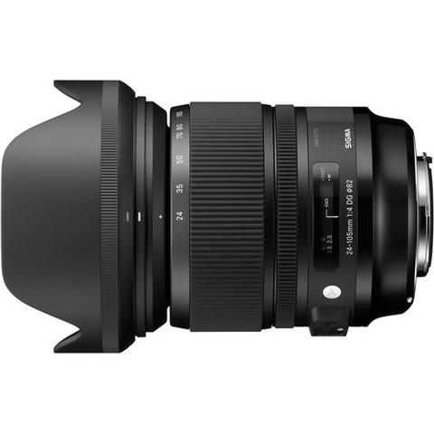 Объектив Sigma AF 24-105mm f/4 DG OS HSM Art для Nikon F