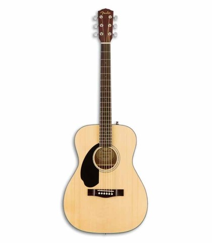 FENDER CC-60S CONCERT NATURAL WN акустическая гитара