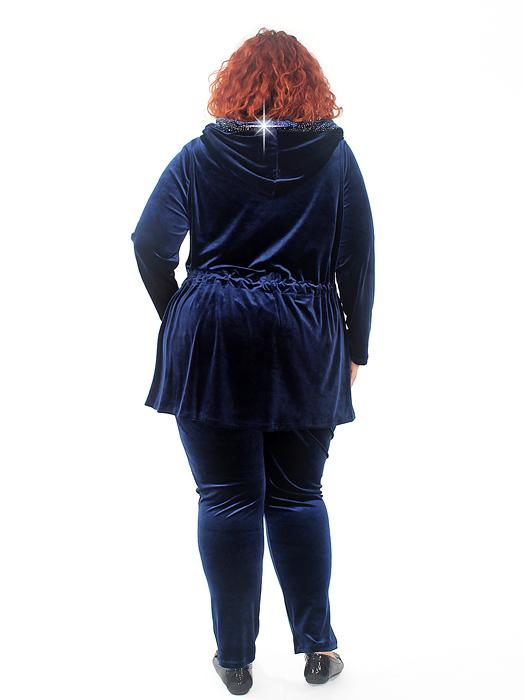 Велюровый костюм Санторини