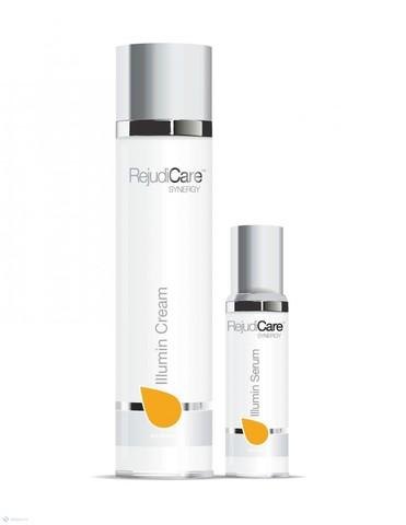 Набор из крема и сыворотки осветляющие — Illumin Skin Brightening Kit [2075]