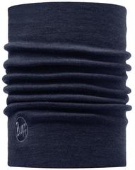 Зимний шарф-труба из шерсти Buff Denim