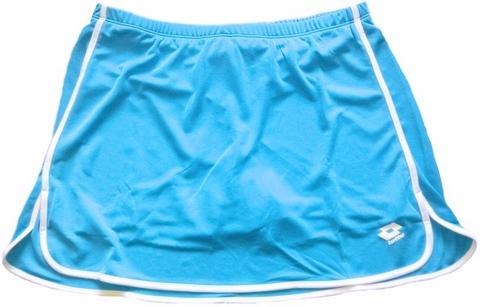 Юбка с шортами LOTTO голубая