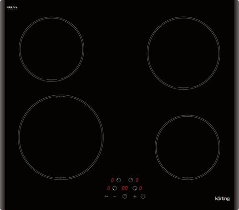 Индукционная варочная панель Korting HI 64013 B