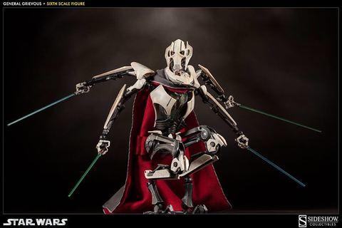 Star Wars - General Grievous 12