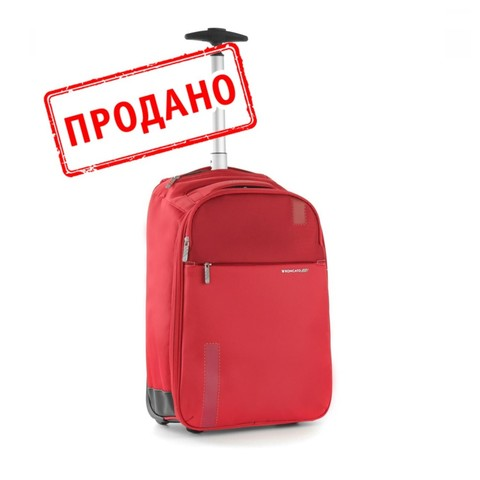 Рюкзак/чемодан Roncato Speed MEDIUM CABIN BACKPACK Red
