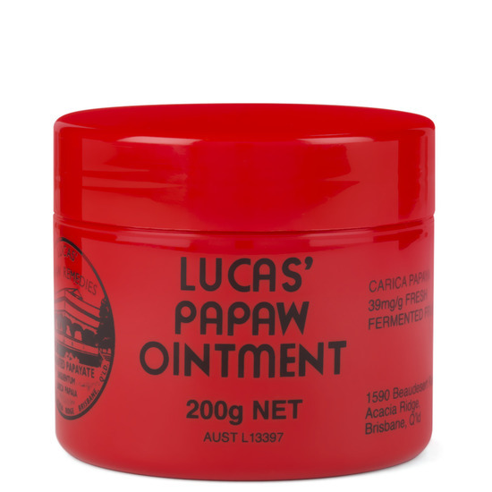 Бальзам из папайи Lucas Papaw Ointment, 200 гр