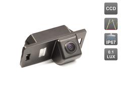 Камера заднего вида для Volkswagen Golf VI PLUS Avis AVS326CPR (#001)