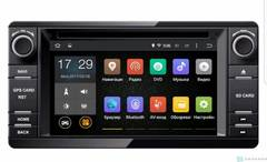 Штатная магнитола 4G/LTE с DVD для Mitsubishi Lancer 13+ на Android 7.1.1 Parafar PF230D