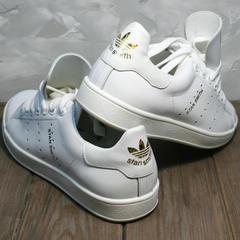 Кеды кроссовки женские Adidas Stan Smith White-R A14w15wg